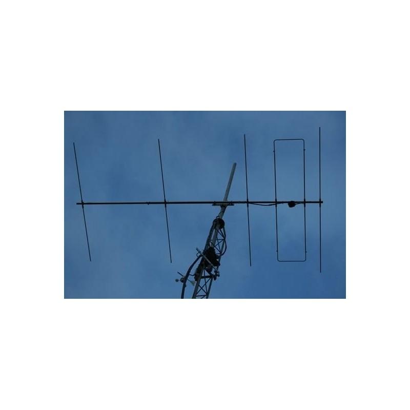EANTENNA 50LFA5 ANTENNA DIRETTIVA 50MHZ VHF/UHF/SHF BASE