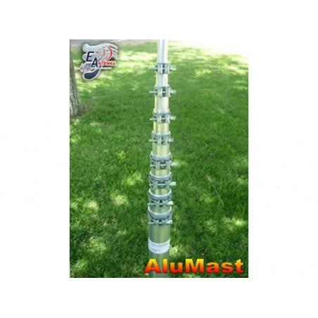EANTENNA ALUMAST EA10@1,5M MAST TELESCOPICO IN ALLUMINIO