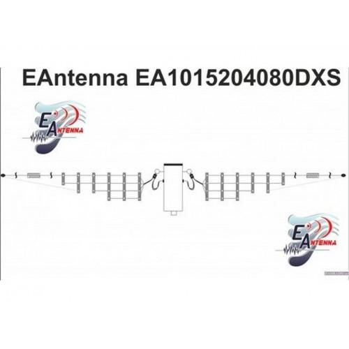 EANTENNA EA1015204080DXS DIPOLO MULTIBANDA