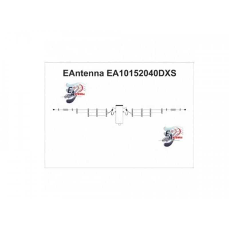 EANTENNA EA10152040DXS DIPOLO MULTIBANDA