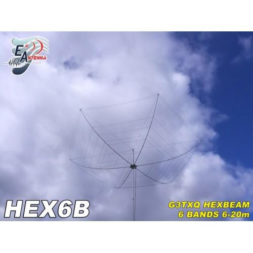EANTENNA HEXBEAM ANTENNA HEX6B HF DIRETTIVE