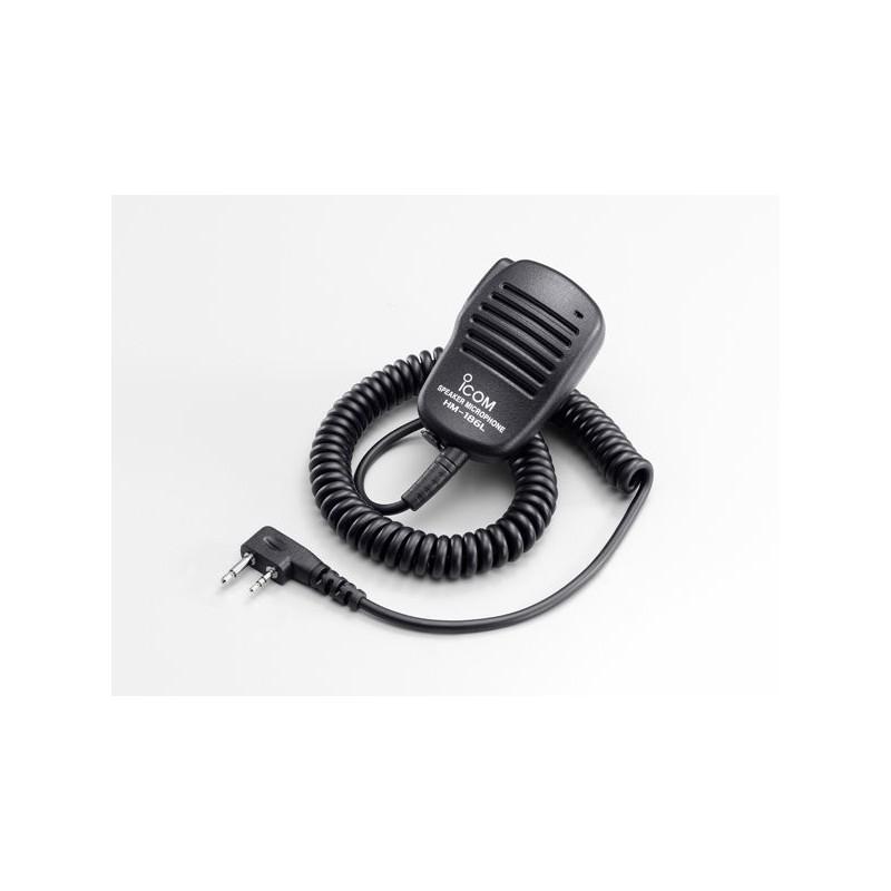 ICOM HM-186LS MICROFONO ALTOPARLANTE PER ID-51E/ID-31E