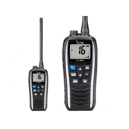 ICOM IC-M25 RICETRASMETTITORE VHF NAUTICO BIANCO NAUTICI