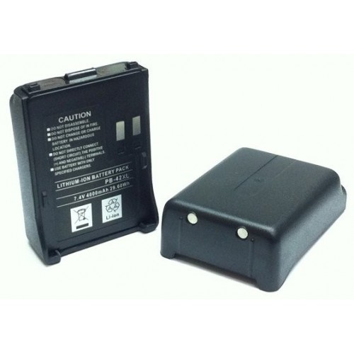 KENWOOD PB-42L BATTERIA PER KENWOOD TH-F7 BATTERIE COMPATIBILI