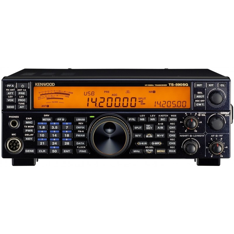KENWOOD TS-590SG GARANZIA ITALIA 4 ANNI