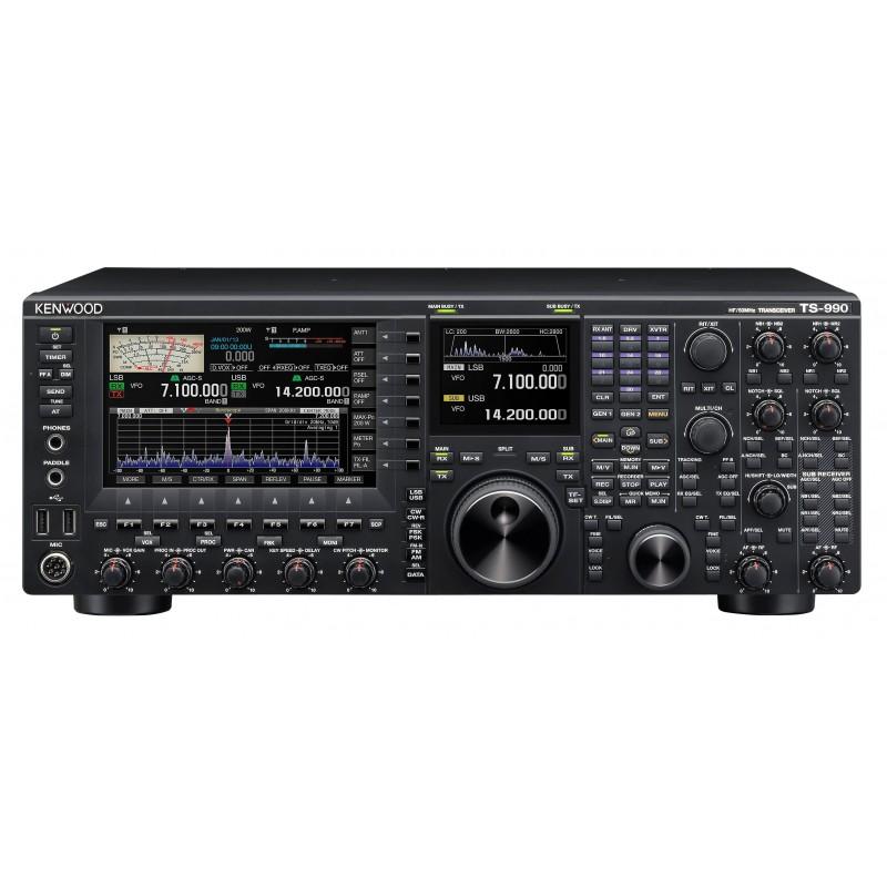 KENWOOD TS-990 RTX HF+50 HZ BASE 200W GARANZIA ITALIA 4 ANNI