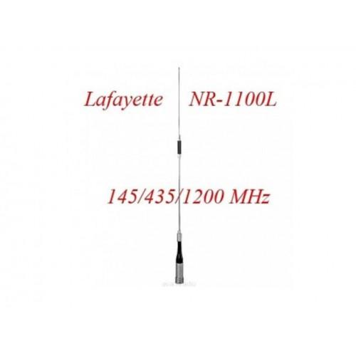 LAFAYETTE NR-1100 ANTENNA VEICOLARE TRIBANDA 145 - 435 - 1200 MHz VHF/UHF/SHF VEICOLARI