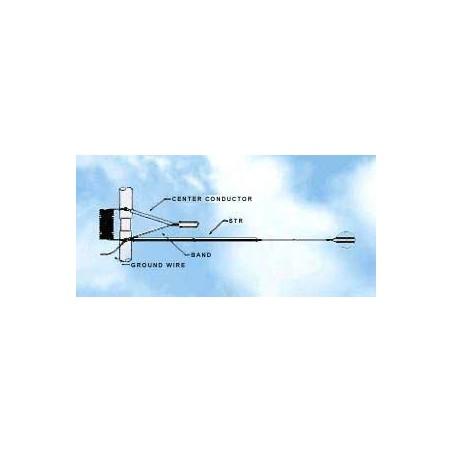 BUTTERNUT STR-II KIT RADIALI HF-6V E HF-9V HF VERTICALI