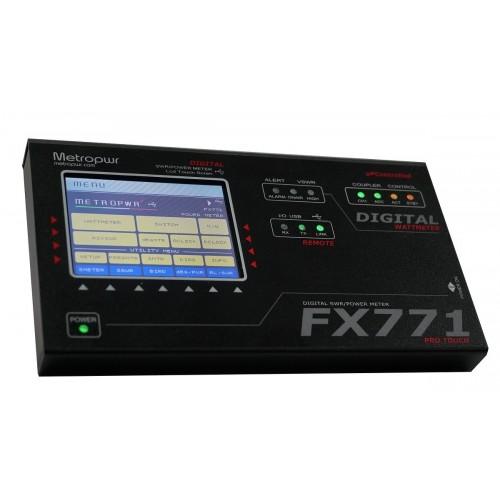 METROPWR FX-771 WATTMETRO DIGITALE MONITOR STAZIONE ROSMETRI/WATTMETRI