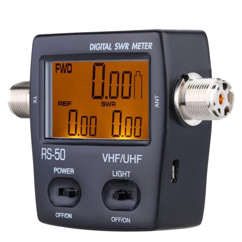 NISSEI RS-50 ROSMETRO/WATTMETRO DIGITALE