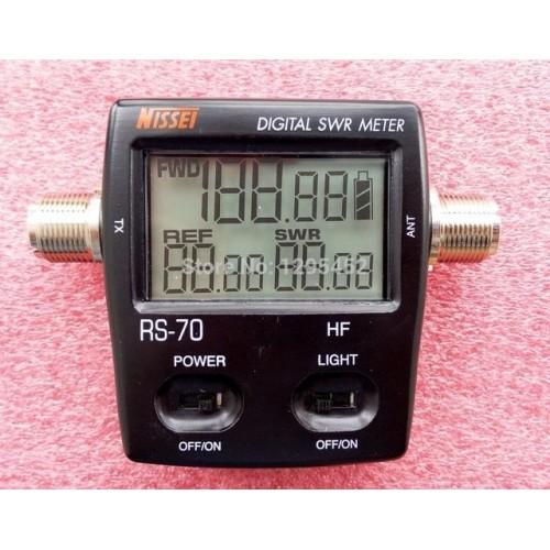NISSEI RS-70 ROSMETRO/WATTMETRO DIGITALE ROSMETRI/WATTMETRI