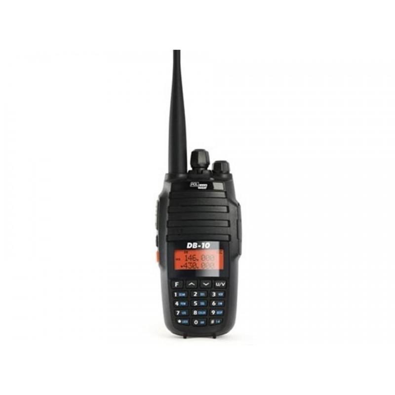 POLMAR DB-10 RICETRASMETTITORE PORTATILE VHF/UHF 10W