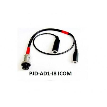 PROXEL PJD-AD1-I8 CAVI E ADATTATORI CUFFIE/MICROFONO
