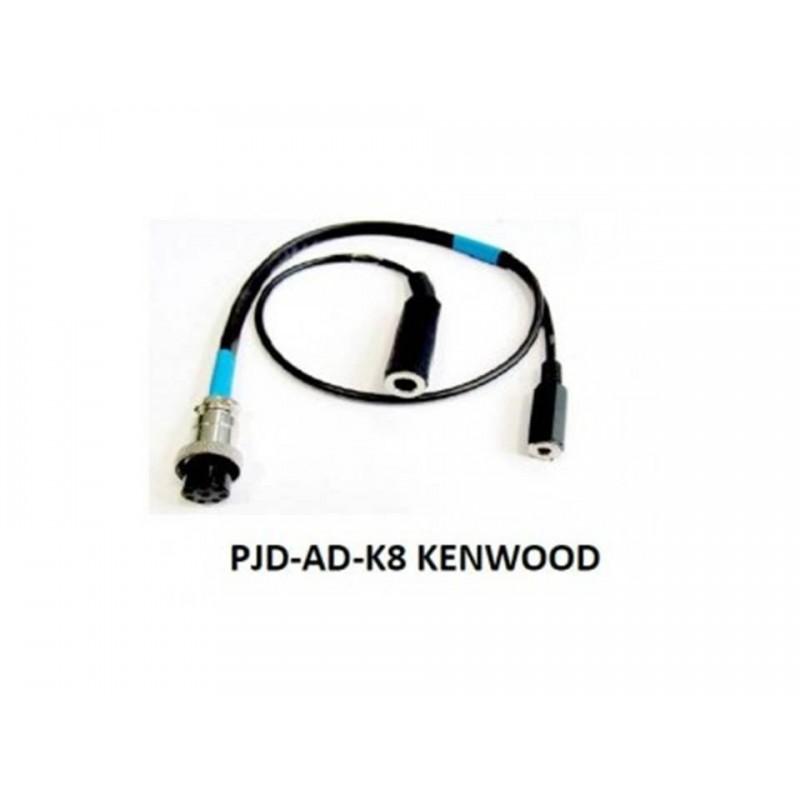 PROXEL PJD-AD1-K8 CAVI E ADATTATORI CUFFIE/MICROFONO