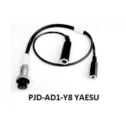 PROXEL PJD-AD1-Y8 CAVI E ADATTATORI CUFFIE/MICROFONO