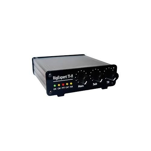 RIGEXPERT TI-8 USB TRANSCEIVER INTERFACE INTERFACCE