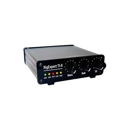 RIGEXPERT TI-8 USB TRANSCEIVER INTERFACE