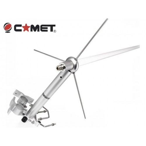 COMET GP-15M ANTENNA TRIBANDA BASE 50-144-430 MHZ