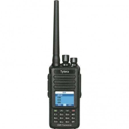 TYTERA MD-390G DMR UHF 400/480MHz GPS DIGITAL MOBIL RADIO WATERPROF