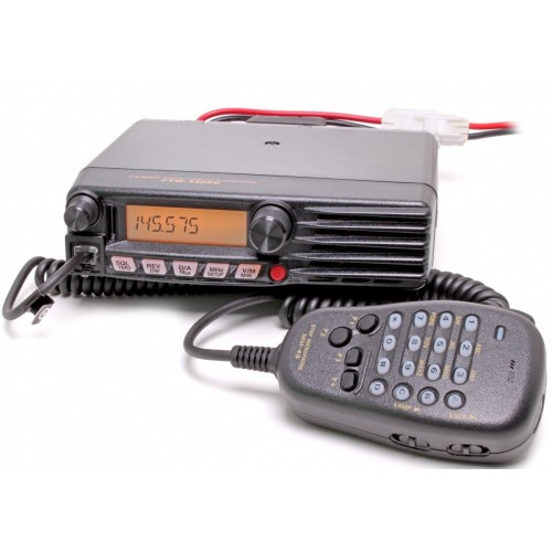 YAESU FTM-3200 RICETRASMETTITORE VEICOLARE VHF 65W VEICOLARI