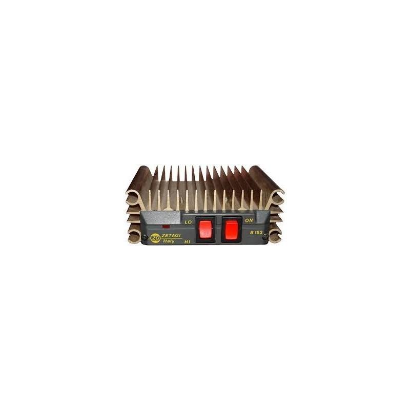 ZETAGI B-153 AMPLIFICATORE CB 27 MHZ 100W AM CB