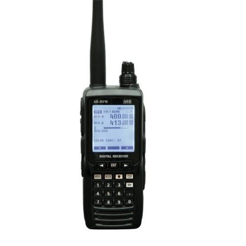 AOR AR-DV10 RICEVITORE PORTATILE ANALOGICO-DIGITALE 100KHz-1300MHz