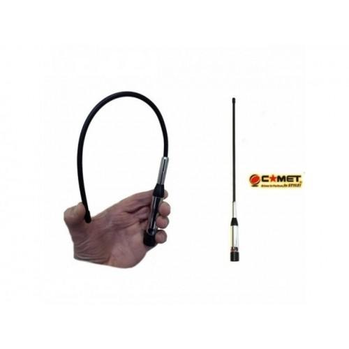 COMET SB-1 ANTENNA BIBANDA VEICOLARE 144-430 MHZ VHF/UHF/SHF VEICOLARI