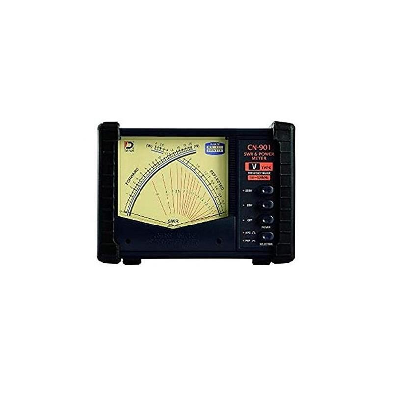DAIWA CN-901VN WATTMETRO VHF/UHF 140-525 MHZ 200W