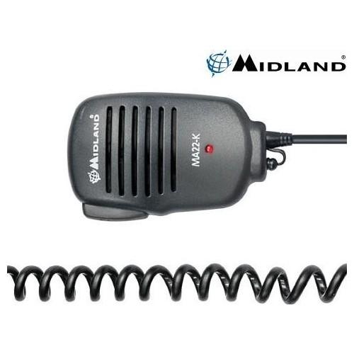 MIDLAND MA22-K MICROFONO ALTOPARLANTE-ATTACCO KENWOOD