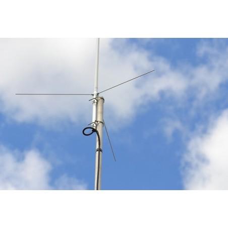 DIAMOND BC-100 ANTENNA VERTICALE VHF 136/174MHZ VHF/UHF/SHF BASE