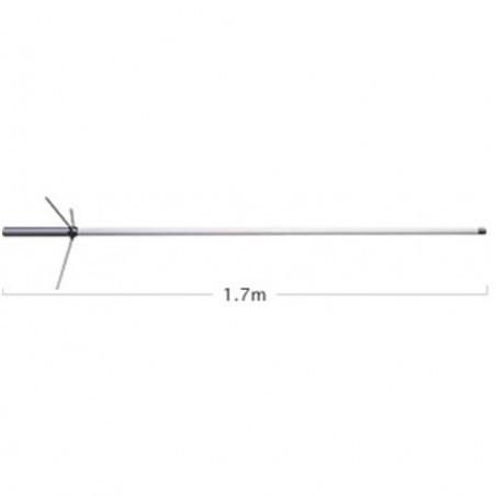 DIAMOND BC-200N ANTENNA VERTICALE UHF 430/490MHZ VHF/UHF/SHF BASE