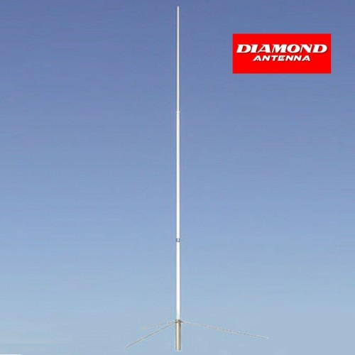 DIAMOND F-23H ANTENNA BASE TARABILE VHF 144-174MHZ VHF/UHF/SHF BASE