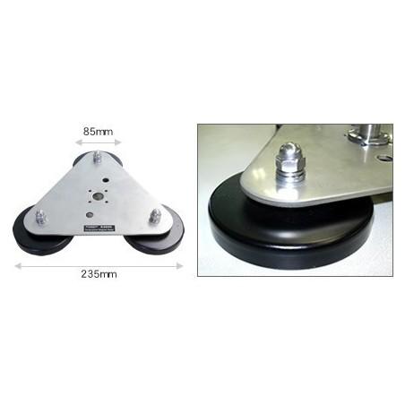 DIAMOND K3000 BASE MAGNETICA TRIPLA