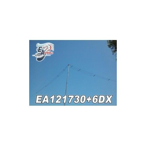 EANTENNA EA121730+6DX DIPOLO FILARE 3KW PER BANDE WARC + 6M